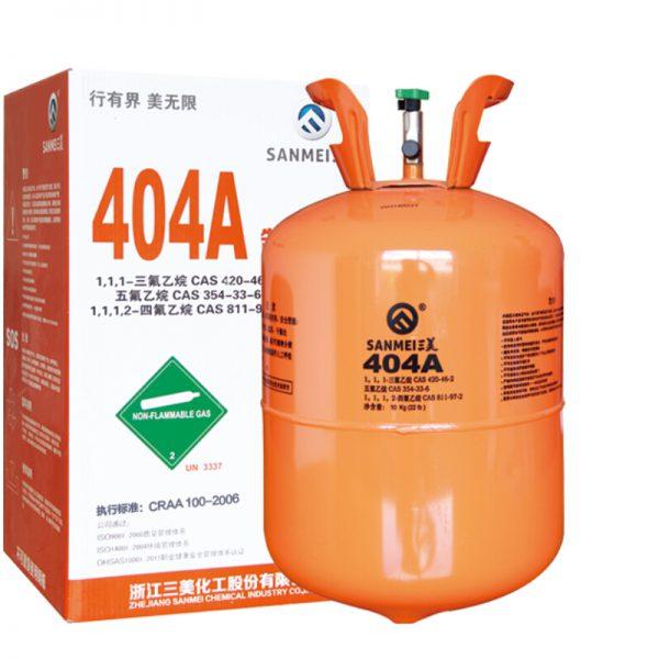 Gas lạnh R404A