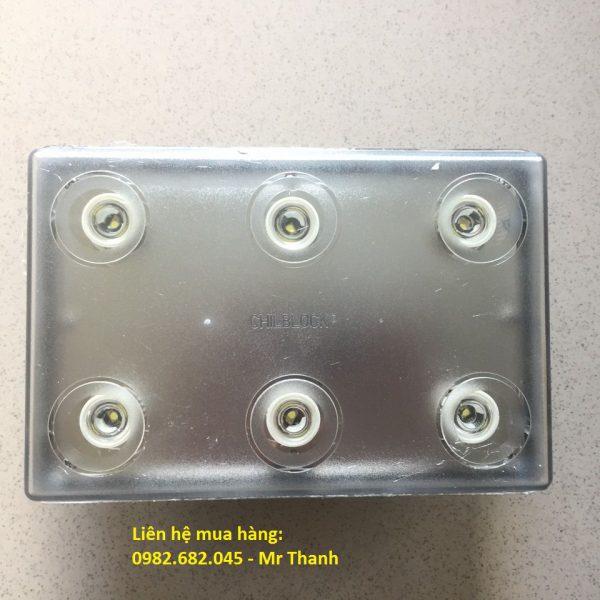 Đèn kho lạnh Chilblock 15W