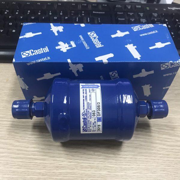 Phin lọc gas CASTEL DML 083