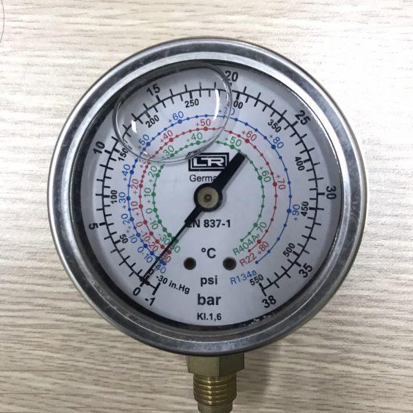 Đồng hồ đo áp suất LEITENBERGER – VE38C