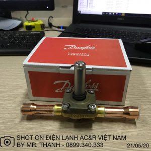 Van điện từ DANFOSS - EVR 10 - 032L1214 - 16 mm