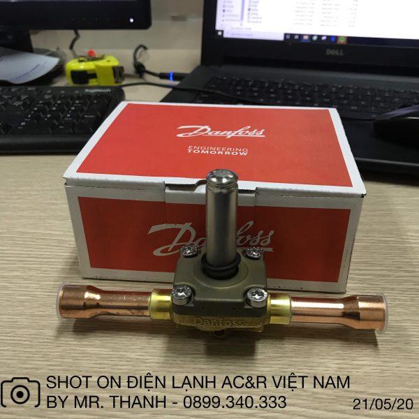 Van điện từ DANFOSS – EVR 10 – 032L1214 – 16 mm
