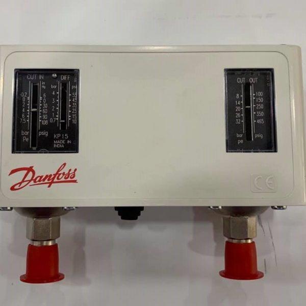 Công tắc áp suất đôi Danfoss KP15 – 060-124391
