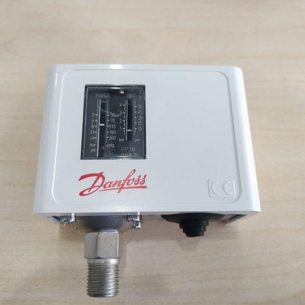 Công tắc áp suất Danfoss KP36 – 060-110891