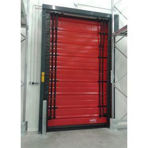 cửa đóng mở nhanh mavicold dùng trong kho lạnh