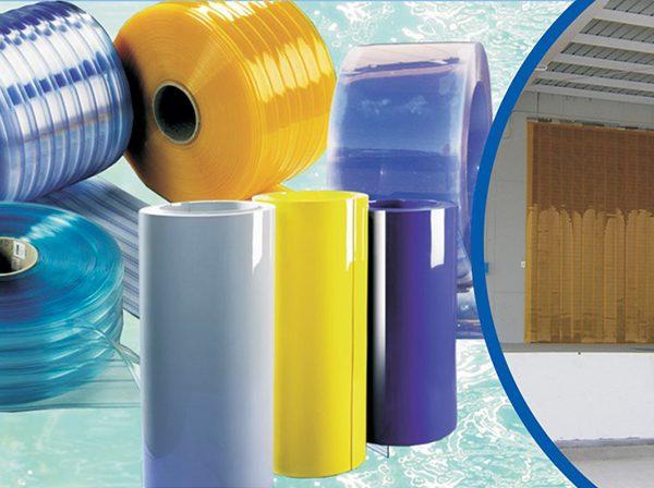 Màn nhựa PVC Extruflex – Pháp